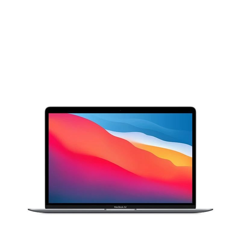 "Apple MacBook Air 13"" Late 2020 - MGN63ZP/A - M1 8-Core CPU, 7-Core GPU, 8GB, 256GB (Space Grey)"