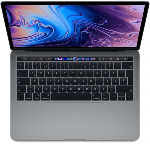 "Apple MacBook Pro 13"" Intel Core i5 1.4GHz Quad Core 256GB Space Grey Notebook MXK32TU/A"